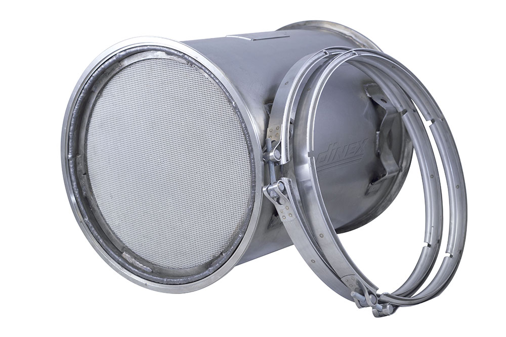 Dinex diesel particulate filter