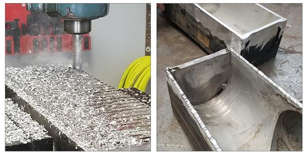 aluminum core repair