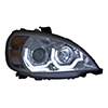 LED Headlight Assemblies