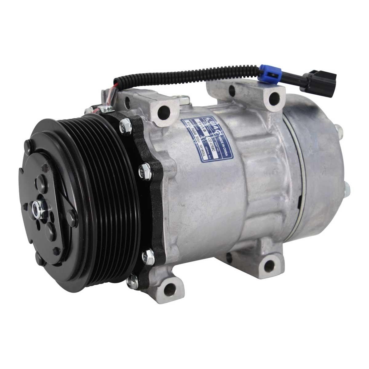 Kenworth Peterbilt 12V Compressor.