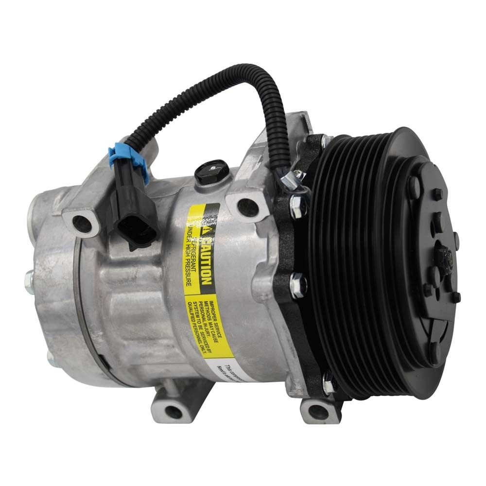 Volvo HPAD Compressor SD7H15 Front.