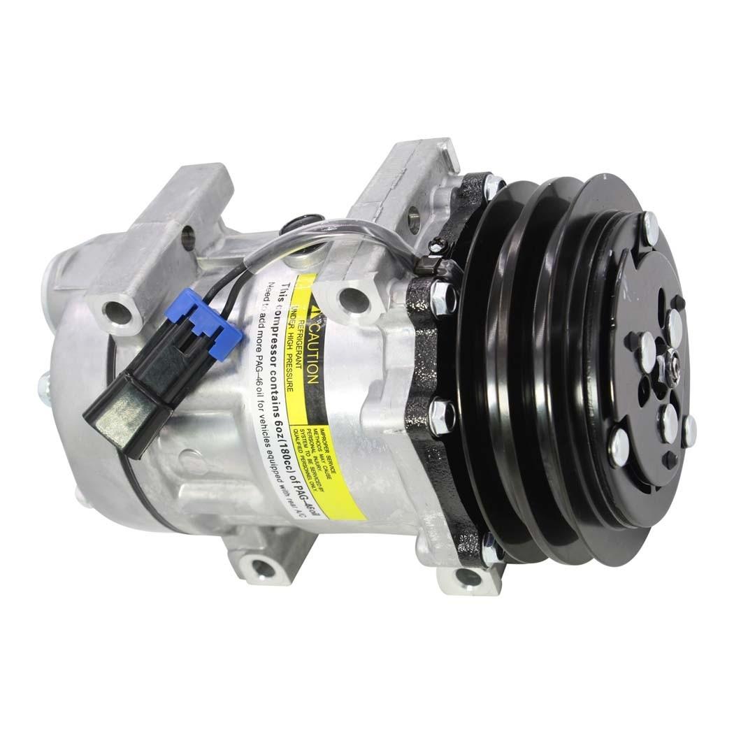 Volvo SD7H15 AC Compressor.
