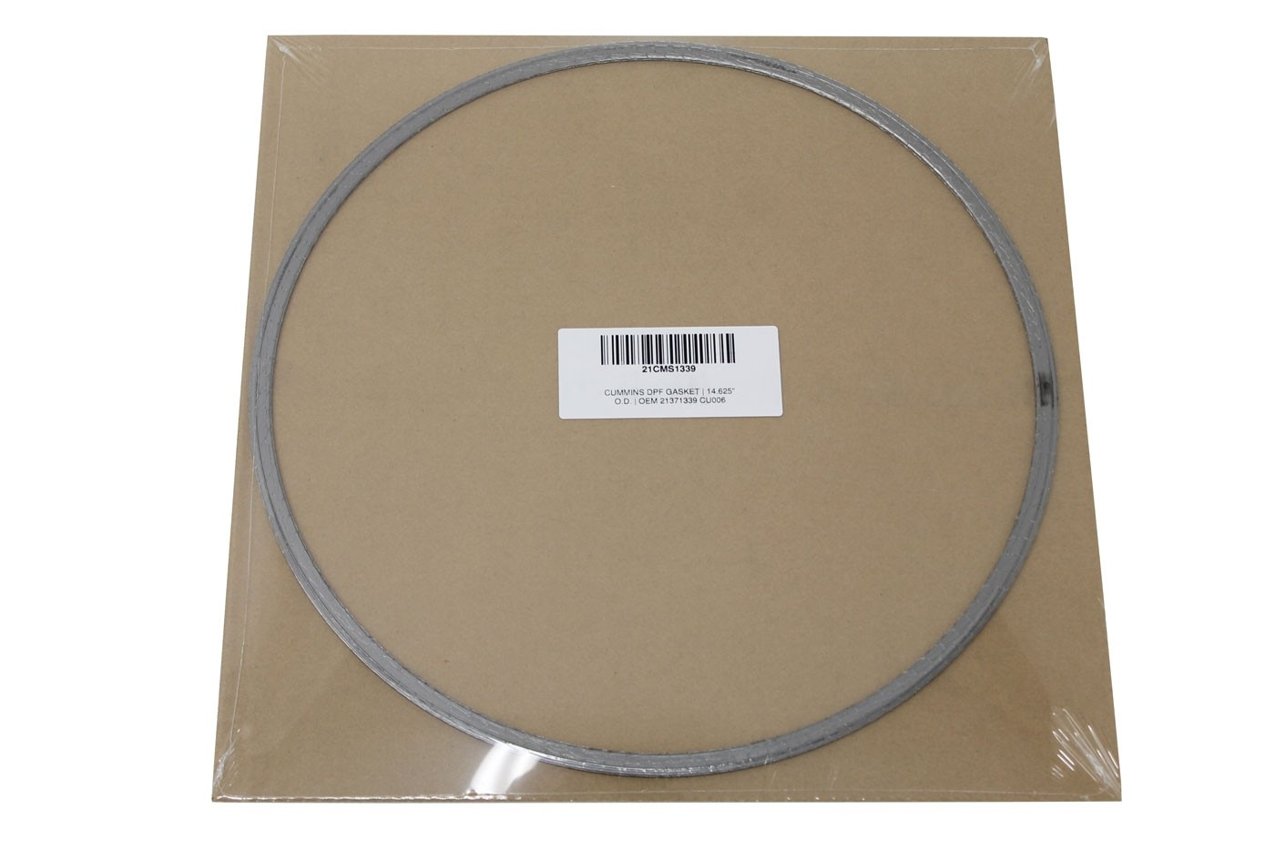 """CUMMINS DPF GASKET 