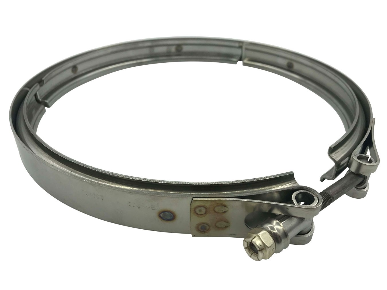 Detroit Diesel VBand Clamp A6809950202 Full View.