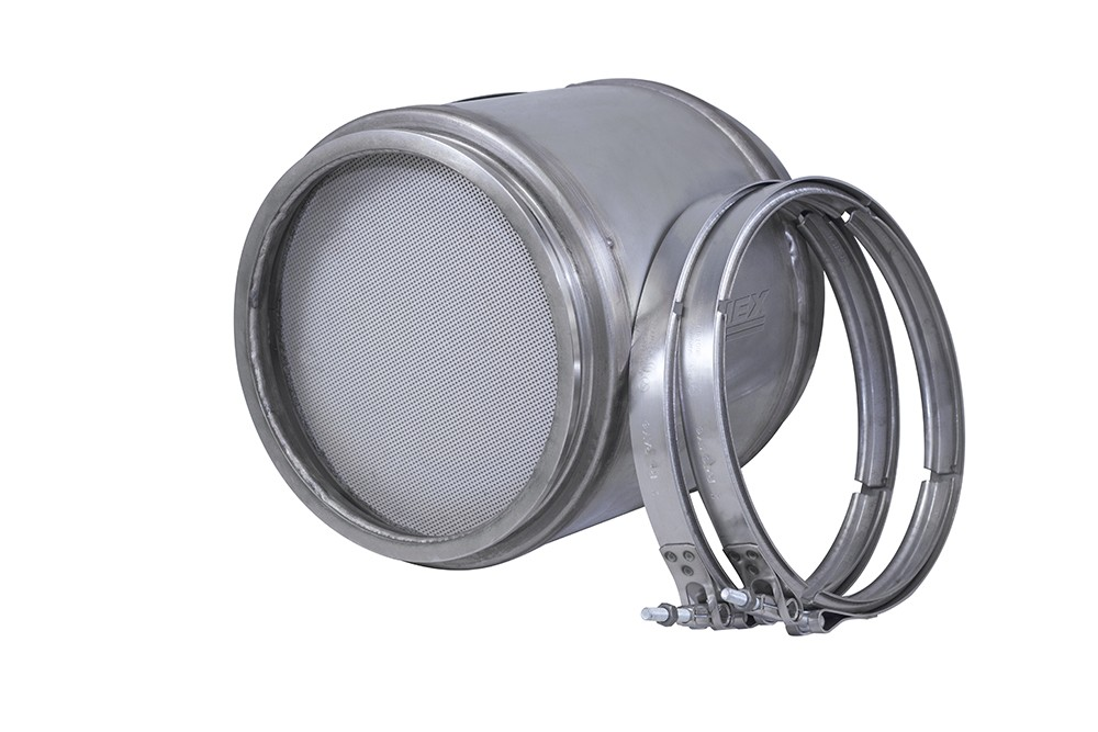 DETROIT DD15 DIESEL PARTICULATE FILTER  NEW DPF FOR OEM# EA6804910894