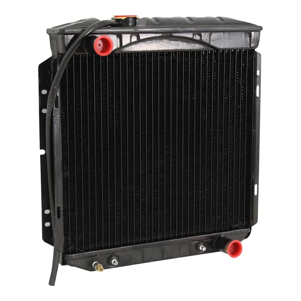 Gehl Tractor Radiator 134140 Angled View.
