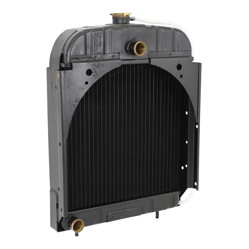 Allis Chalmers Power Unit Radiator Angled View.