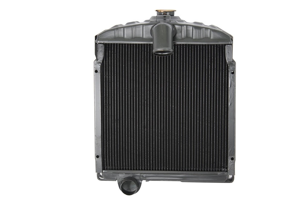 International Harvester A354875R93 Radiator Front View.