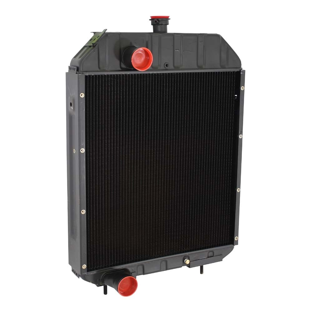 Case IH A165922 A147245 Radiator Angled View.