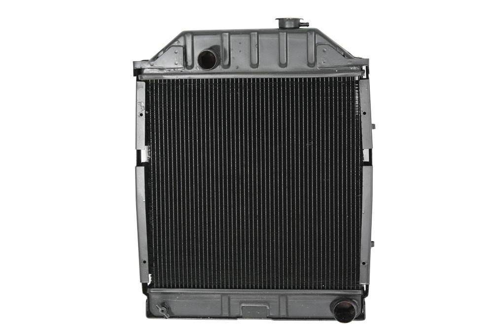 Ford New Holland 345C 545D Tractor Radiator Front View.