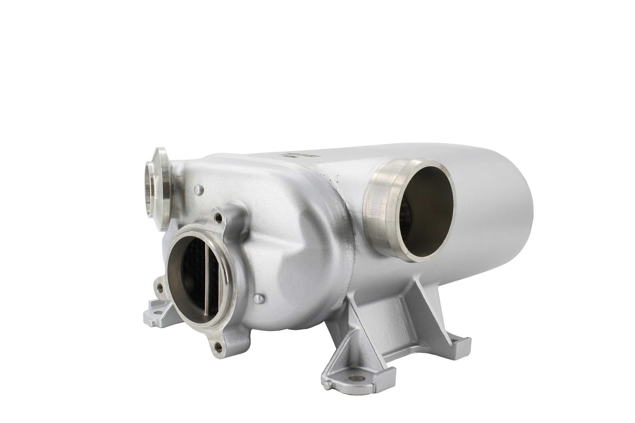 Detroit Diesel 60 Series EGR Cooler.