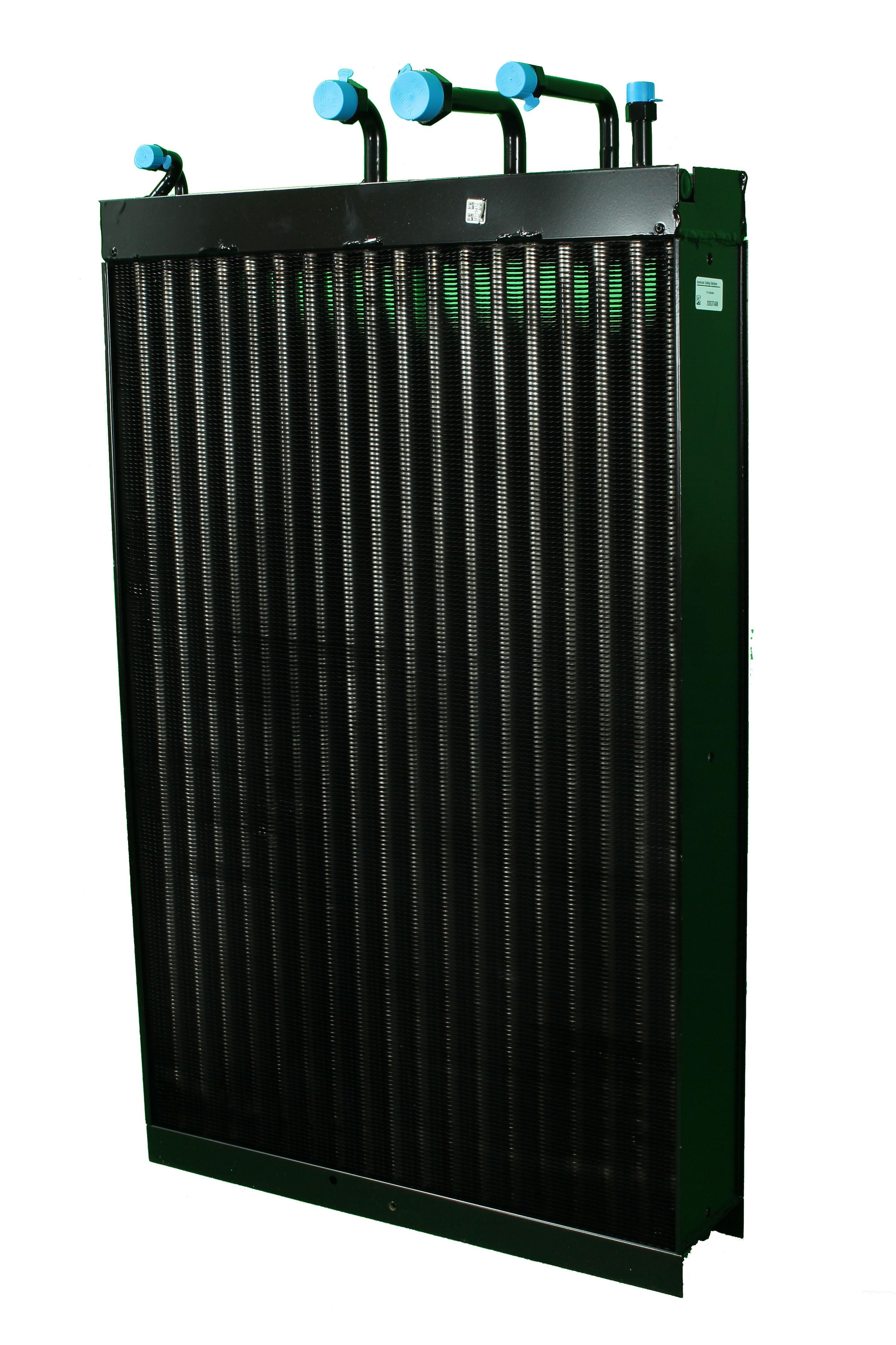 John Deere Condenser & Oil Cooler | AH150219 AH120836 AH136172 20037AM