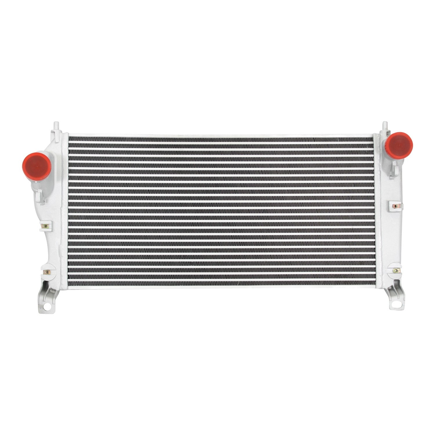 CHEVY   GMC CHARGE AIR COOLER: FITS 01-05 SILVERADO, SIERRA WITH 6.6L DIESEL