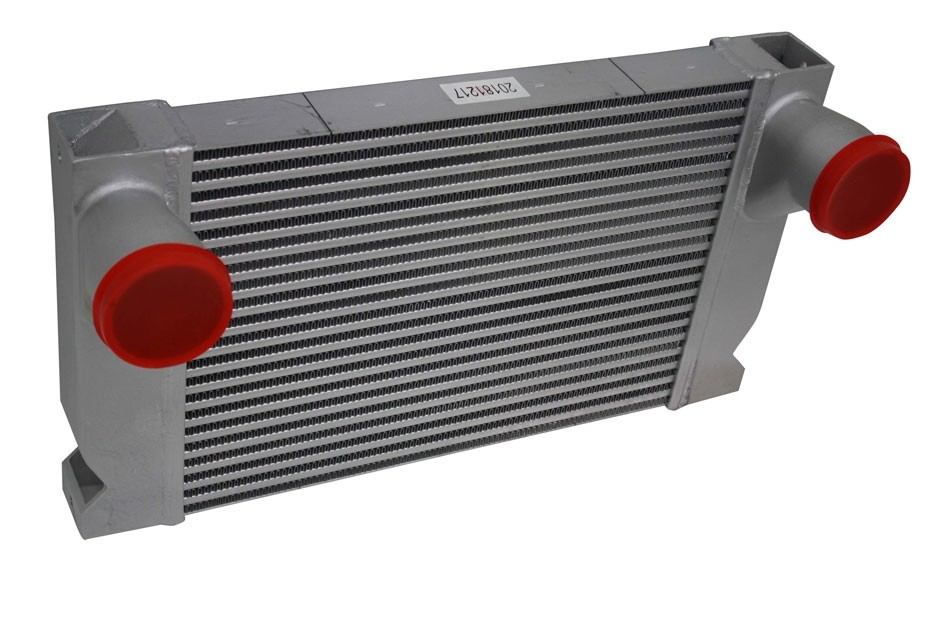 FLEXLINER COACH   GILLIG CHARGE AIR COOLER: ORIAN BUS