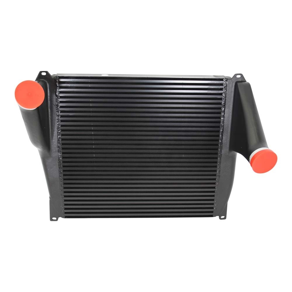 Kenworth Bar And Plate Conventional Cab Charge Air Cooler Front.