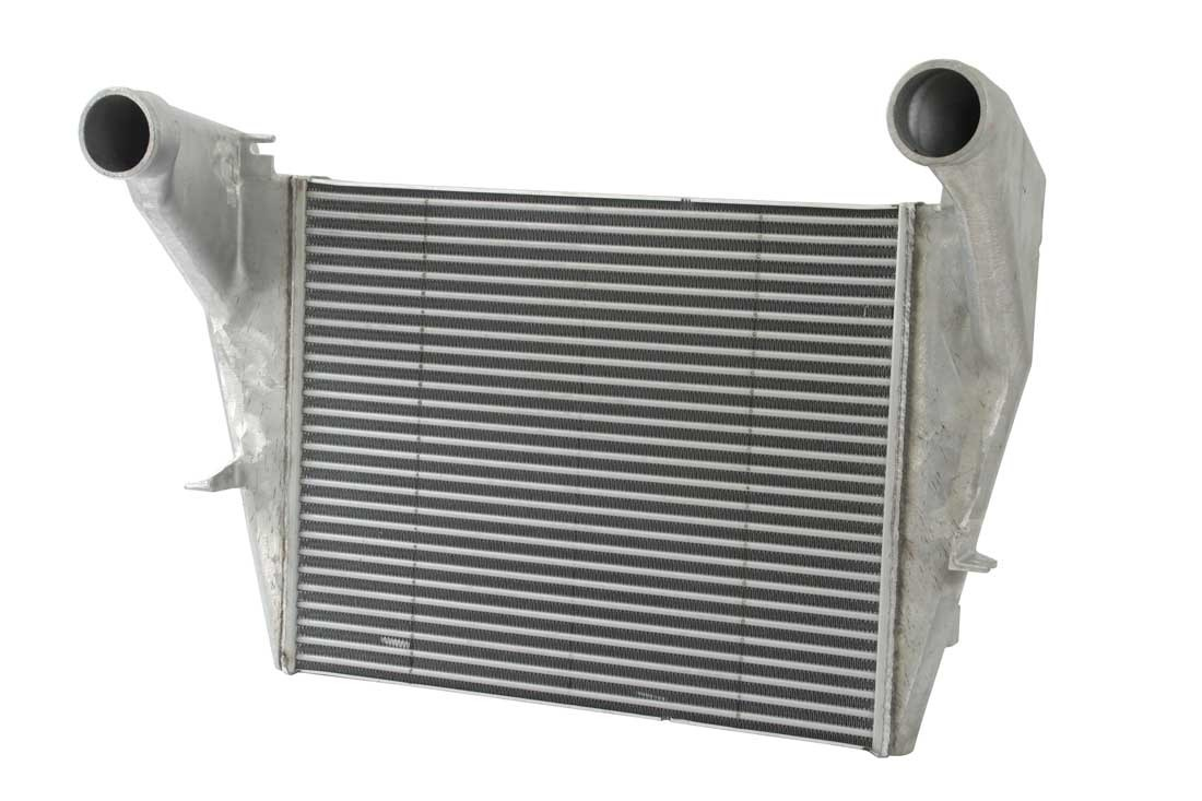 Newer RD With Conventional Cab Charge Air Cooler.