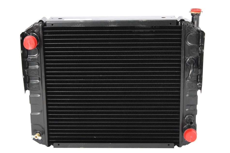 Hyster Yale Forklift Radiator Front.