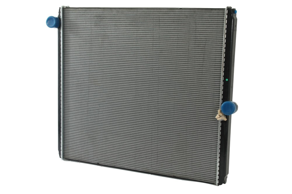 Ford Sterling 1998 & Newer L9000 L9500 Model Radiator Front View.