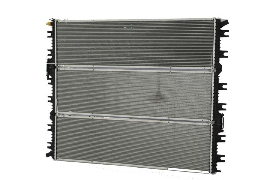 International Navistar OEM Brand Low Temp Radiator Prostar Models Front View.