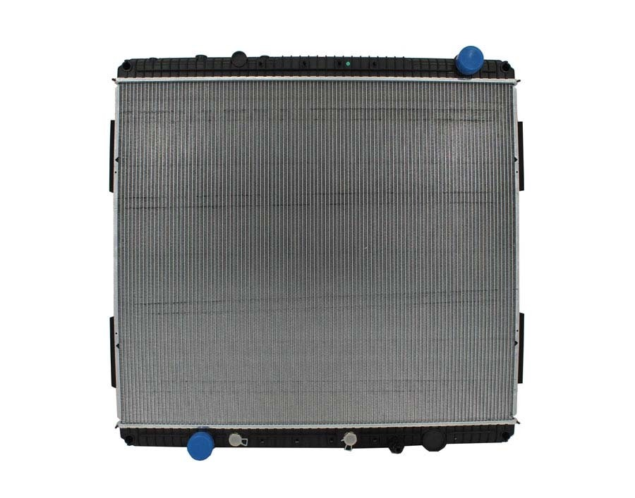 Freightliner 2012 W95 114SD Radiator Front View.