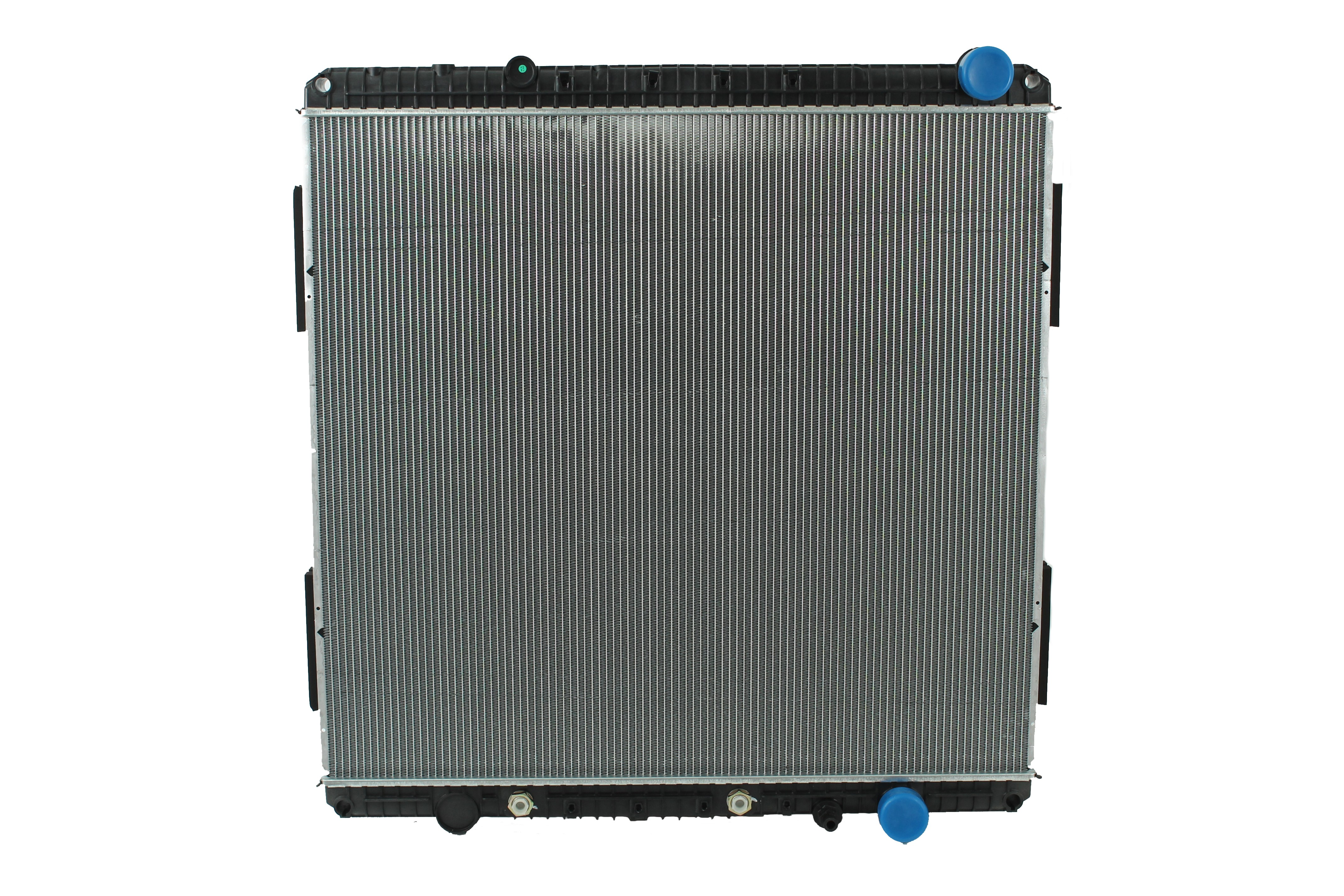 Freightliner 2013-2014 Cascadia Radiator Front View.