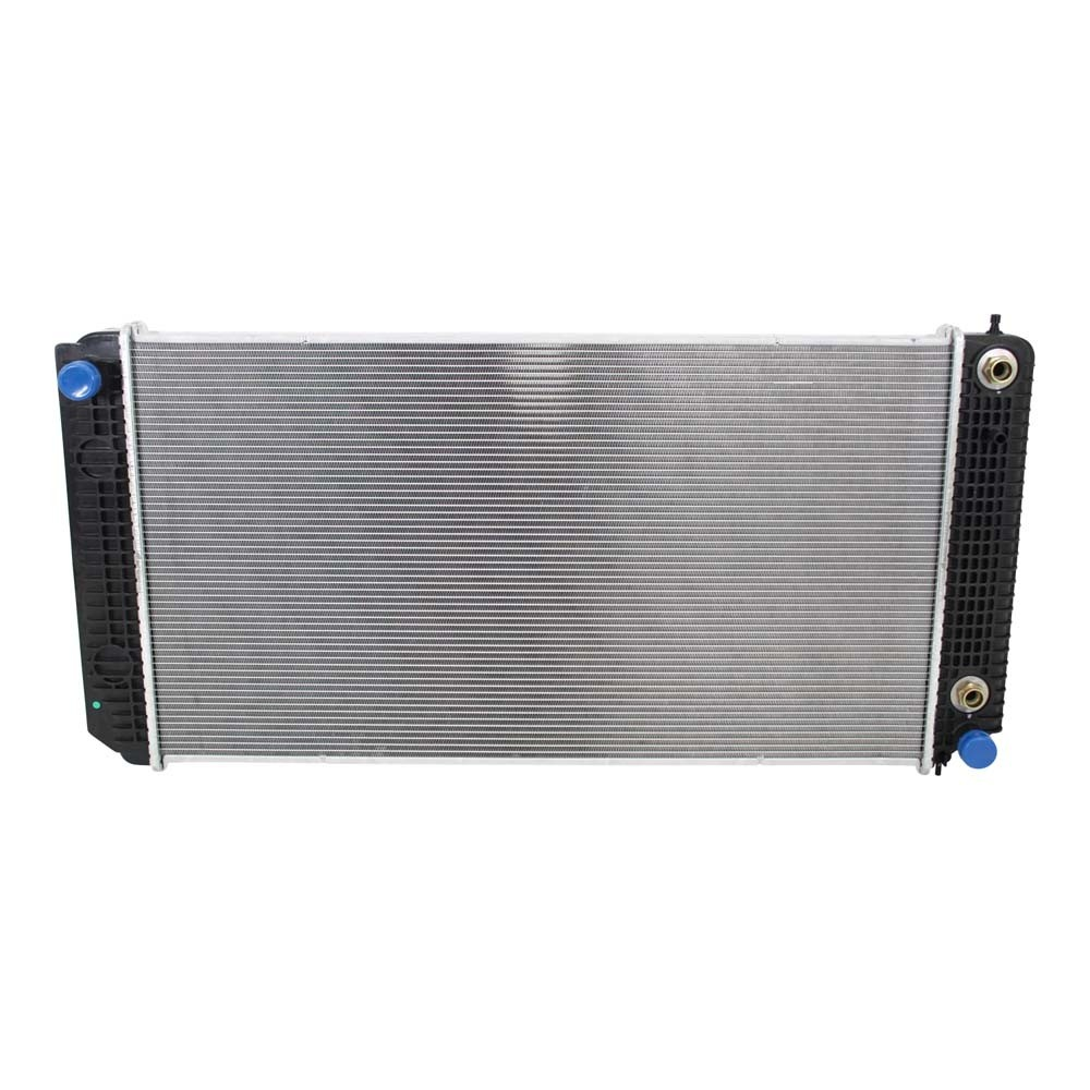 Chevy GM Radiator C Series Front View.