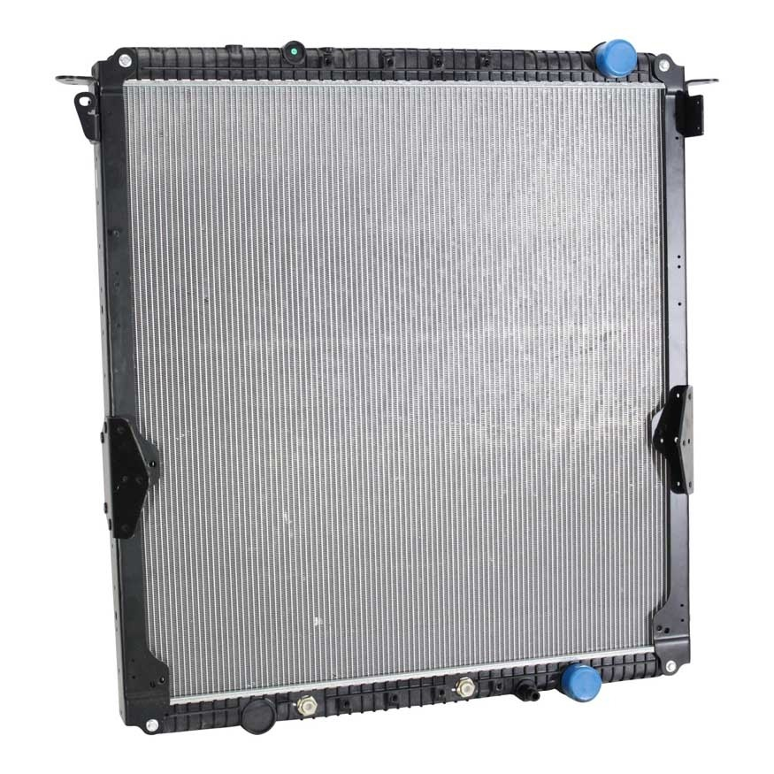 Freightliner Newer Coronado Radiator With Frame Front.