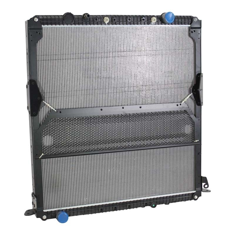 Freightliner Radiator Newer Coronado With Frame Front.
