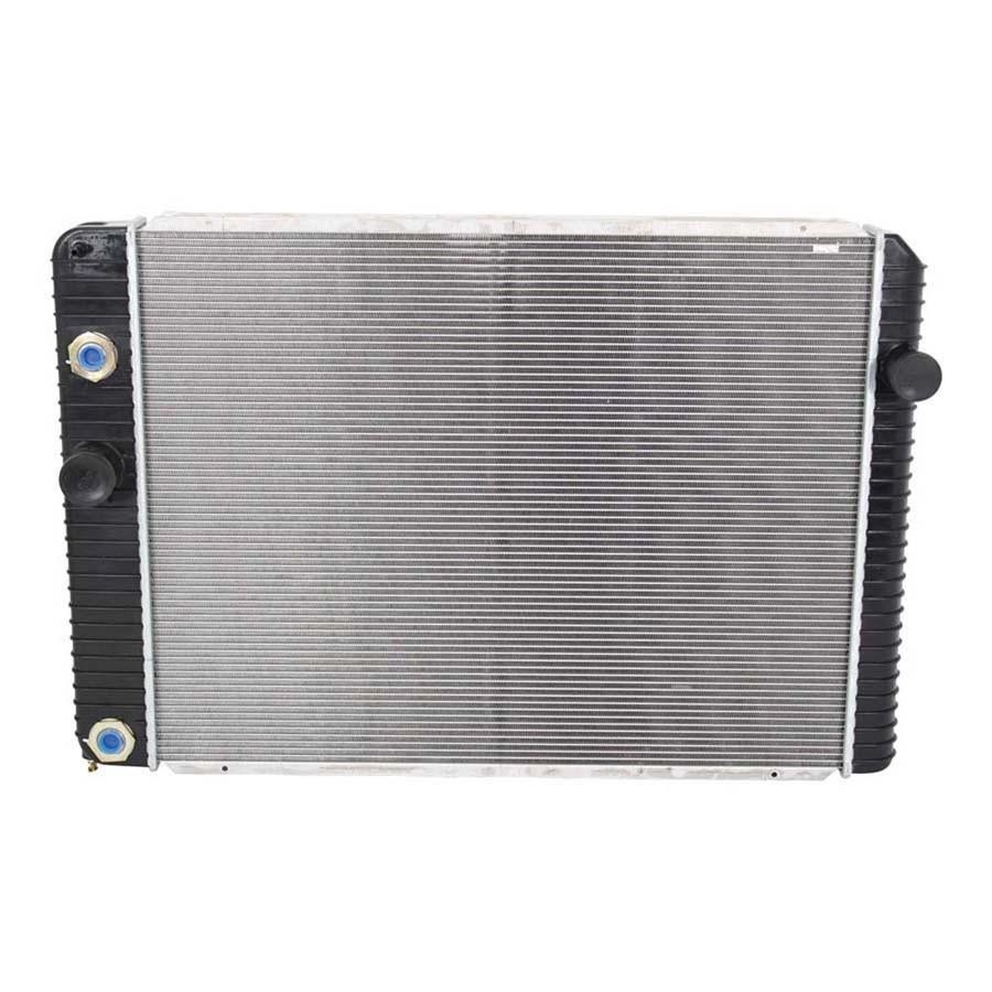 International 2011-2014 Durastar Workstar Radiator Front View.
