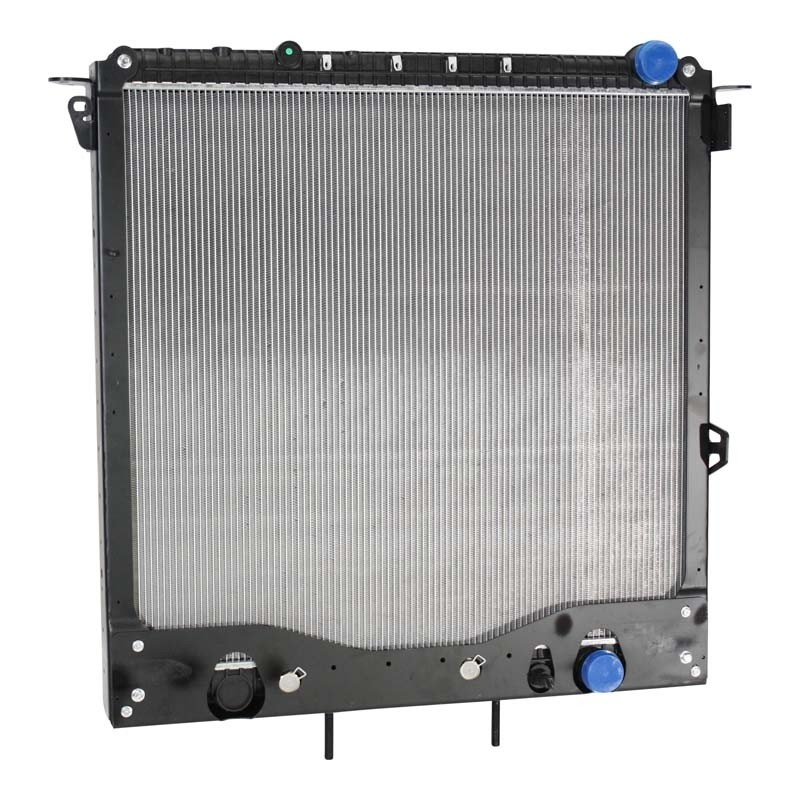 Freightliner Cascadia HD Radiator With Frame Front.