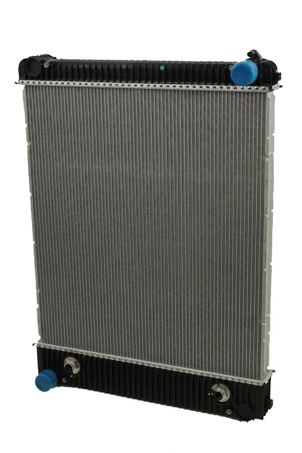 Freightliner Radiator 2004-2007 M2 Bus with Mercedes Engine Front View.