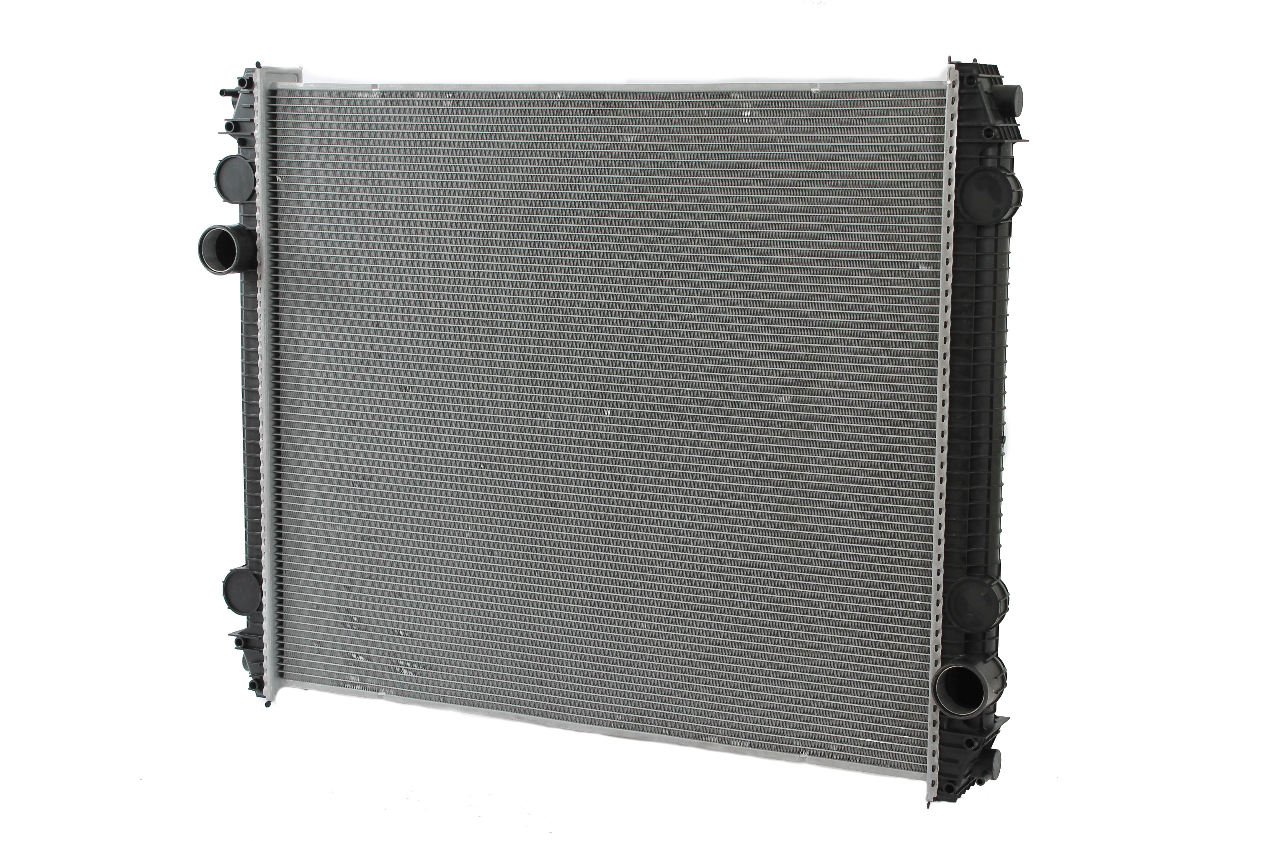 Freightliner Century American LeFrance Firetruck Radiator Angled View.