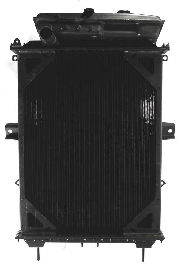 Kenworth Radiator W900B W900L W900S Radiator Front View.