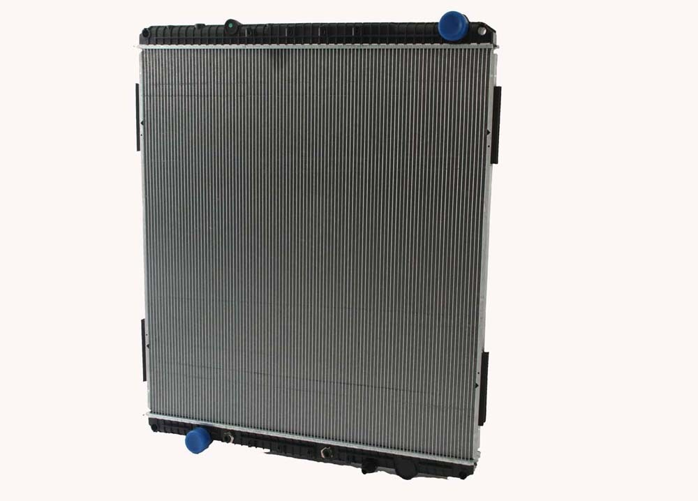 Freightliner Cascadia Century Columbia 2007 & Newer Models Radiator Front View.