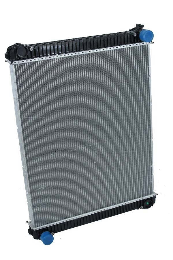 Freightliner Radiator 2006-2009 M2 MC MM Front View.