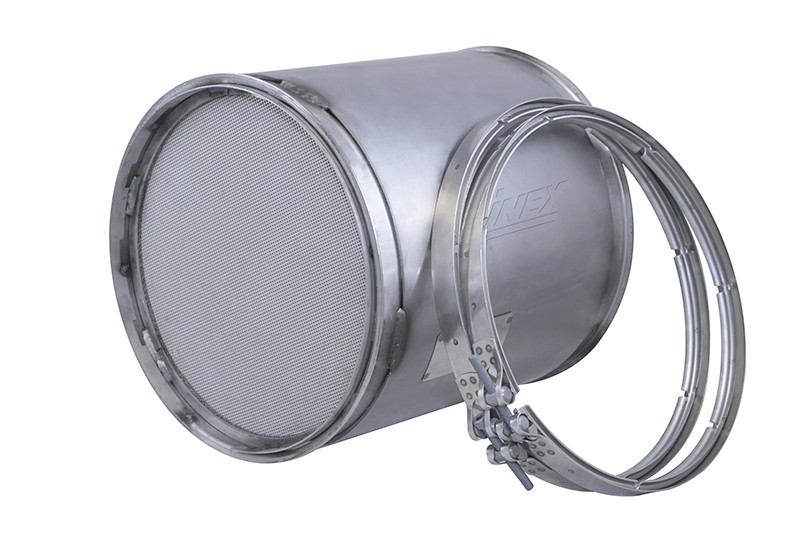 CUMMINS ISX DIESEL PARTICULATE FILTER  NEW DPF FOR OEM # 4969701NX & MORE