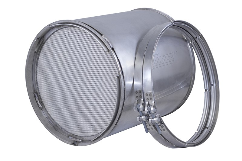 VOLVO | MACK DIESEL PARTICULATE FILTER MP7 | NEW DPF FOR OEM# 20864558 85001367