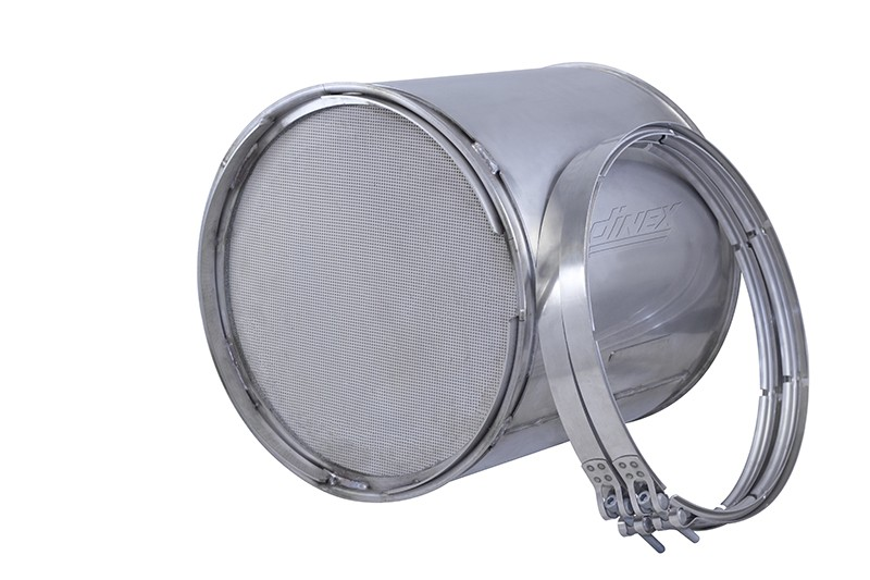 VOLVO | MACK MP8 DIESEL PARTICULATE FILTER | NEW DPF FOR OEM# 20864316