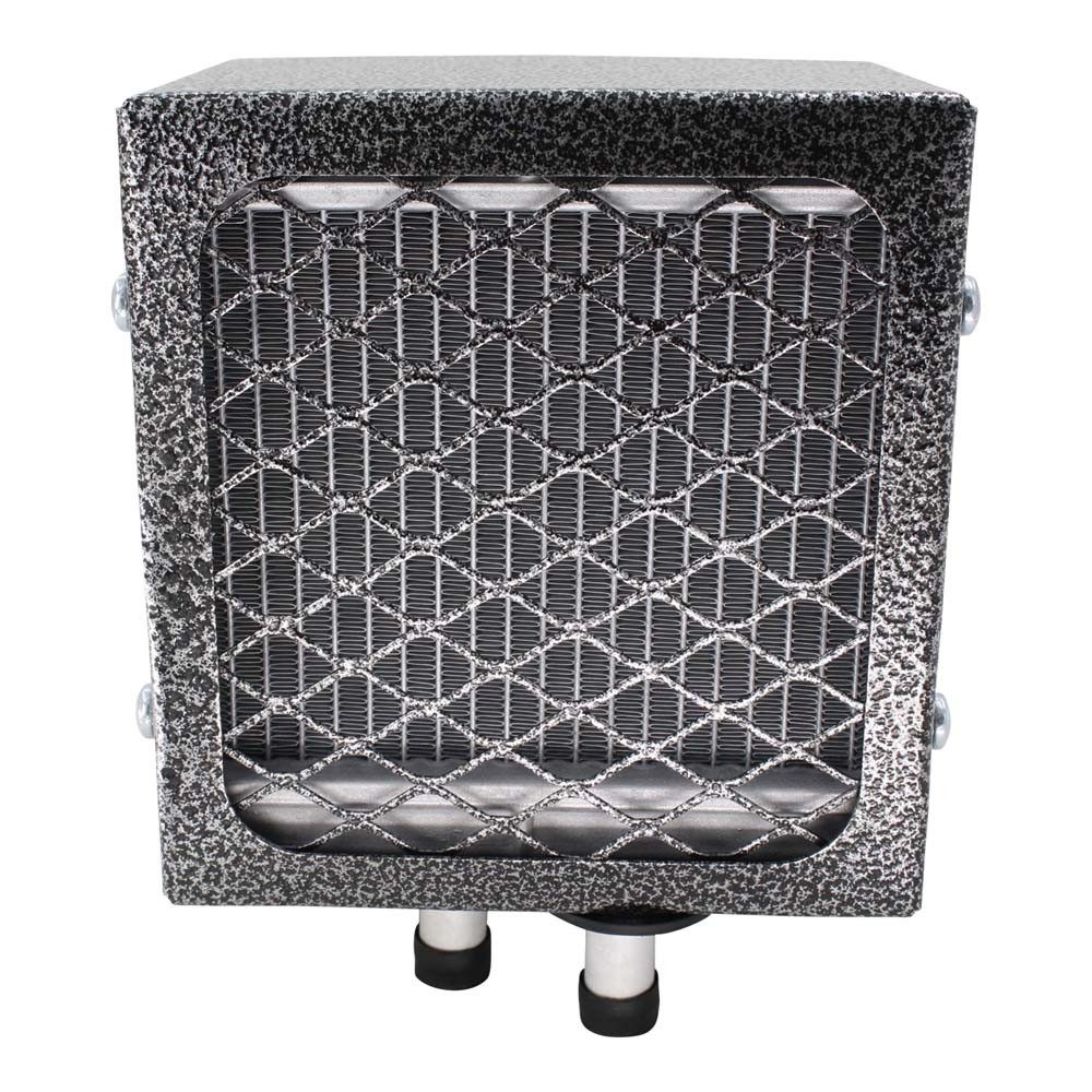 16000 BTU Auxiliary Heater Front.