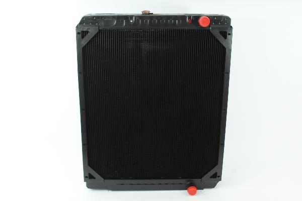 Case IH Combine 2000 Series Radiator Front View.
