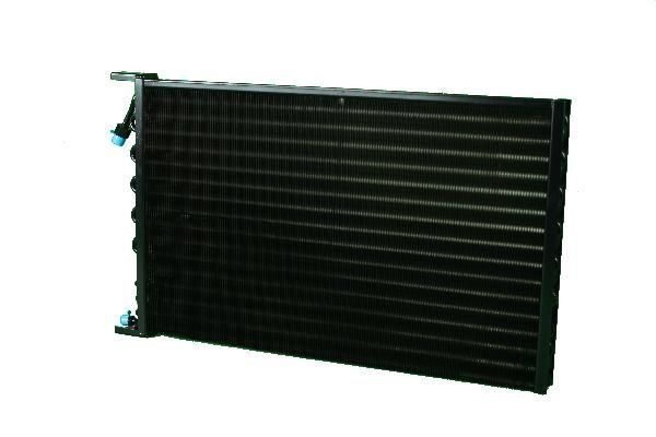 John Deere Combine AC Condenser: Models 5460, 5830, 6600, 6620, 7700, 7720, 8820