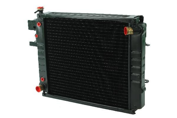 HYSTER | YALE RADIATOR WITH MAZDA ENGINES FEEDLOT STYLE CORE