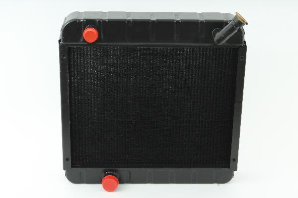 JOHN DEERE FORKLIFT   BACKHOE RADIATOR: OEM AT129141, AR5704