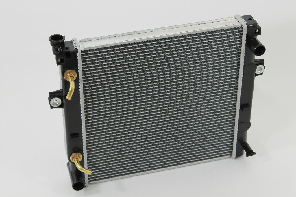MCFA / MITSUBISHI FORKLIFT RADIATOR: OEM #'S 91E0100010, 91E0110010