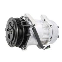Sanden Type AC Compressor Front.