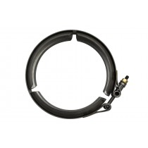 """CUMMINS V-BAND CLAMP 5"""" EXHAUST PIPE FLANGE 