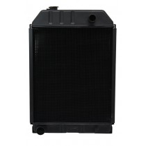 Ford New Holland 9619995 Radiator Front View.