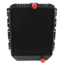 International Navistar Radiator 2300 3000 3600 3800 4900 Models Front.