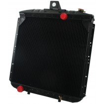 Ford Sterling L LN Series Radiator Front View.