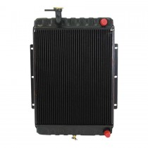 Rigmaster Auxiliary Power Unit Radiator Front.